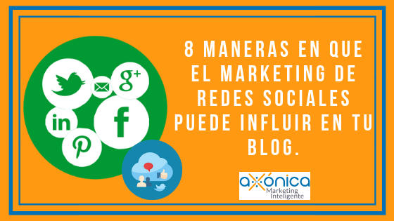 marketing de redes social